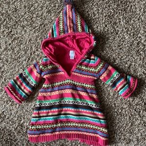 Other - 6-12 Month Girl Poncho 💕
